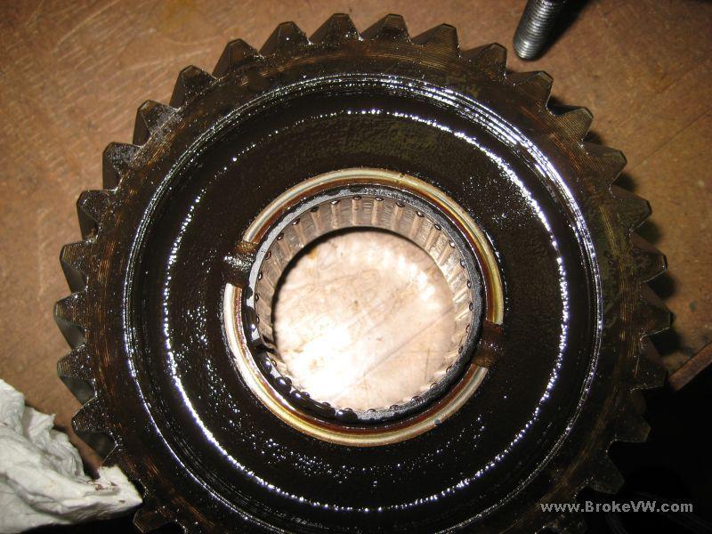 false brinelling in bearings