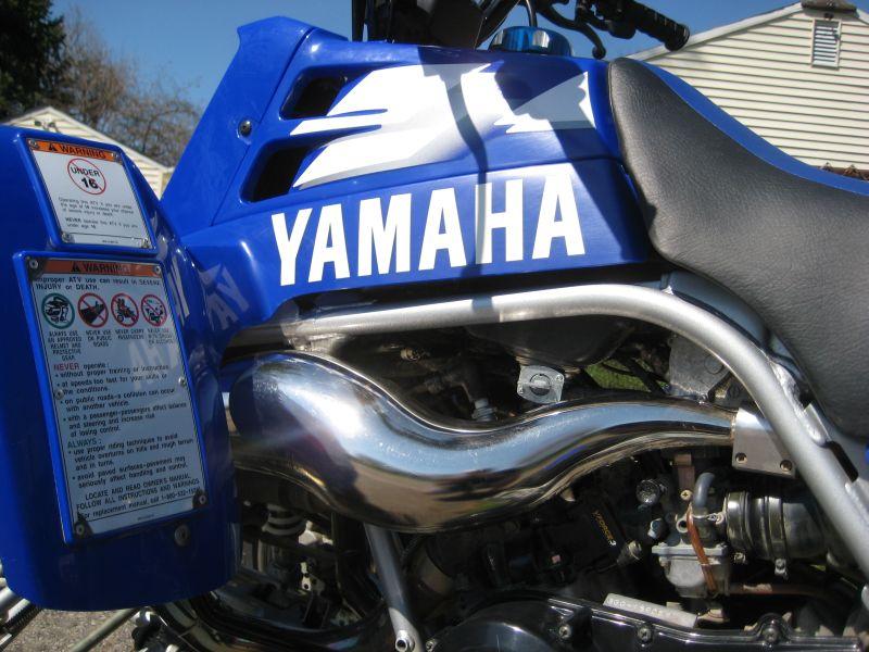 Yamaha Blaster Pro Circuit Exhaust